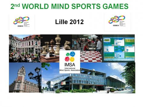2012 World Mind Sports Games
