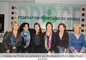 """""""Sophie Dauvergne, Elisabeth Hugon, Véronique Bessis, Carole Puillet, Rokia Poizat, Catherine Vives"""""""