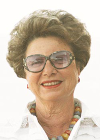 Anna Torlontano Chairman WBF Women's Committee