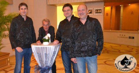 Cezary BALICKI, Adam ZMUDZINSKI, Krzysztof BURAS, Grzegorz NARKIEWICZ