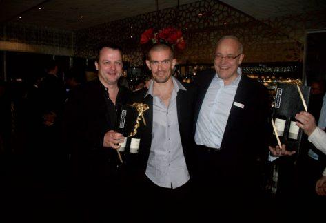 Tom Hanlon y Gus Hansen, ganadores Pro/AM 2010
