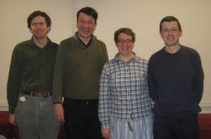 Frances Hinden,Graham Osborne,Jeffrey Allerton,Chris Jagger