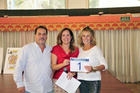 Mari Carmen Corral y Miguel Gonsalves