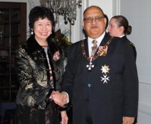 Anita Thirtle, Wanganui, QSM