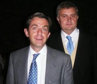 Antonio Frances y Jose Ignacio Torres