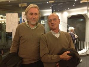 Andrea Buratti e Carlo Mariani
