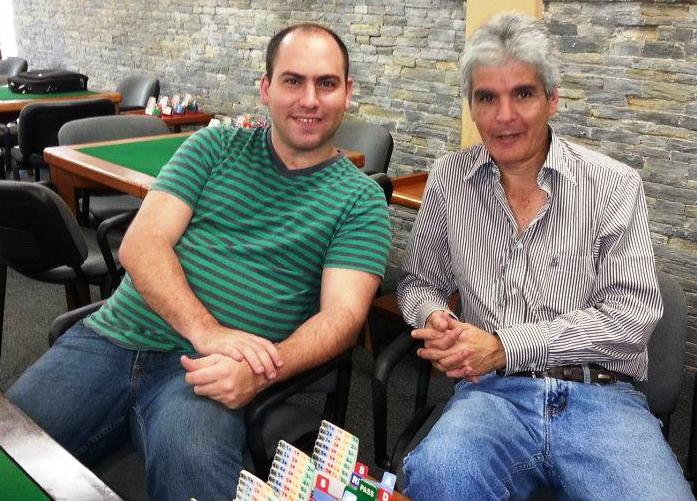 Antonio Hernández & Jonathan Hantos