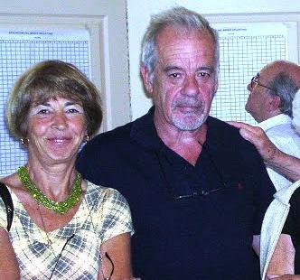 Hernan Bachiller y Beatriz Bachiller