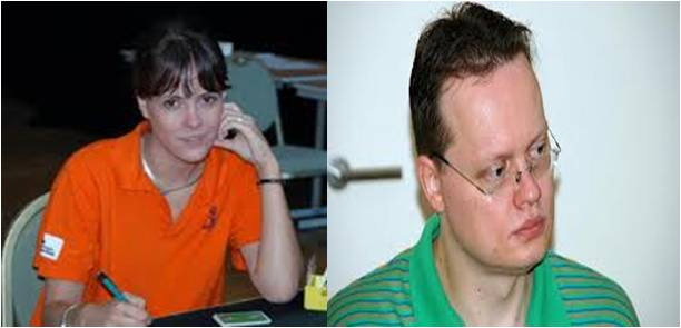 Marion Michielsen y Ricco van Prooijen