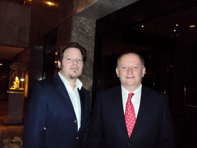 Pablo Ravenna y Pablo Lambardi