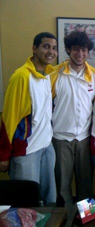 Rubén Darío Cabrera & Moisés Granda
