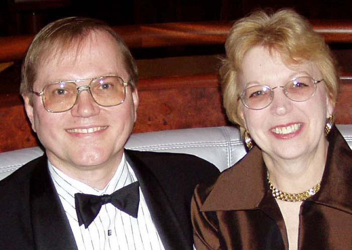 Ginny and Jeff Schuett