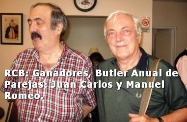 JUAN CARLOS Y MANUEL ROMEO