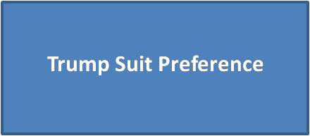 Trump Suit Preference