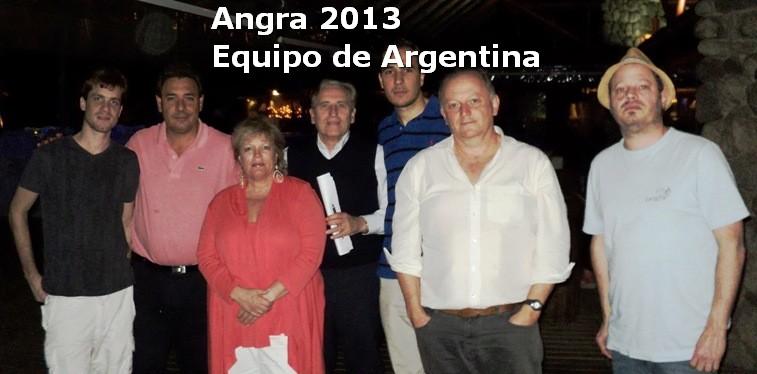 Angra 2013 Argentina