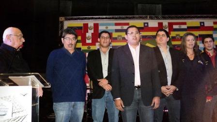 Equipo de Ecuador