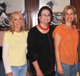 Ivy Smith, Morella Pacheco, Nina Tache