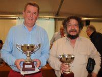 Peter Schmidt y Jean-Jacques Palau ganadores Triatlón