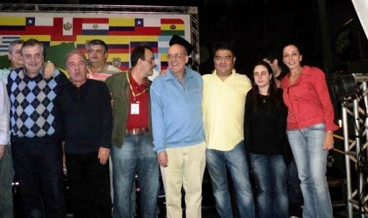 Angra 2013: Delegacion de Brasil