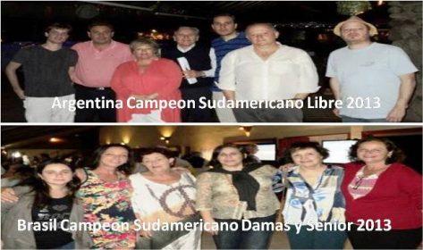 Angra 2013 Campeones Sudamericanos 2013