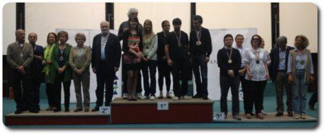 Campionati Assoluti a Squadre Miste 2013.