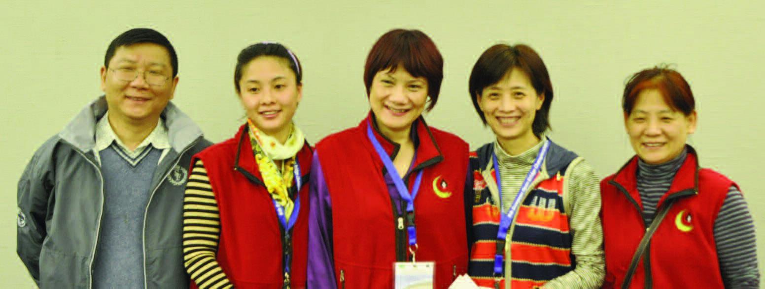 China I, Zejun Zhuang (NPC), Xuefeng Feng, Liping Wang, Yu Zhang, Wen Fei Wang