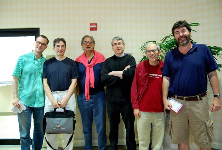 Fleisher Team: Martin Fleisher, Michael Kamil, Zia Mahmood, Chip Martel, Michael Rosenberg, Chris Willenken