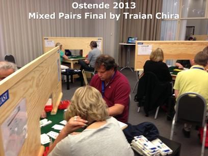 Fulvio Fantoni en Ostende 2013