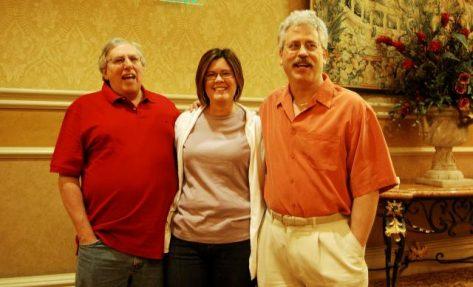 Eric Kokish, Donna Compton & Eric Rodwell