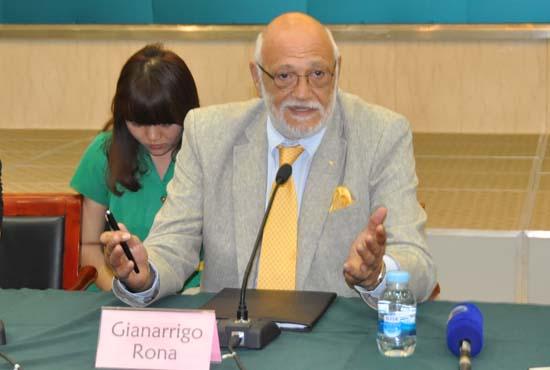Gianarrigo Rona Sanya