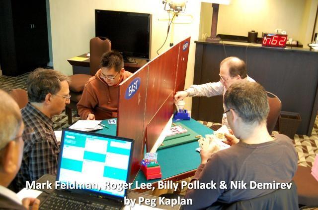Mark Feldman, Roger Lee, Billy Pollack & Nik Demirev