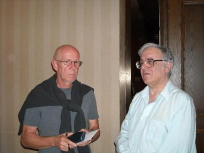 Fred Stewart y Kit Woolsey