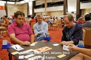 Gitelman jugando Atlanta 2013