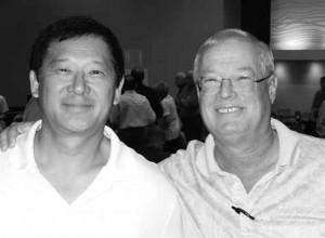Mark Itabashi and Ross Grabel