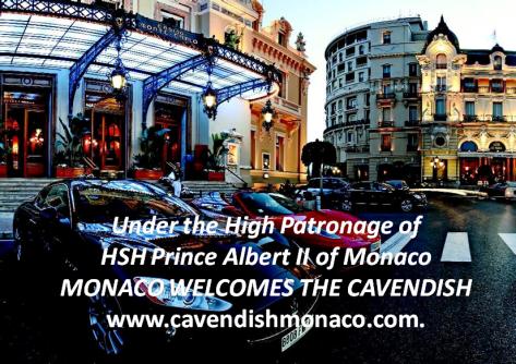 Monaco Cavendish 2013