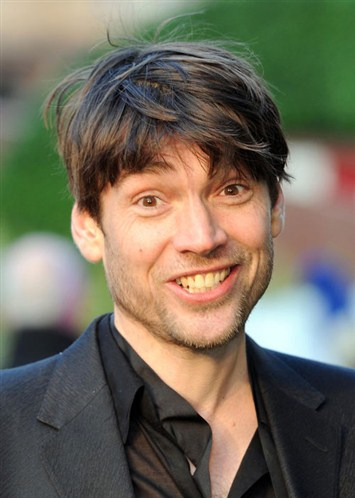 Alex James de Blur