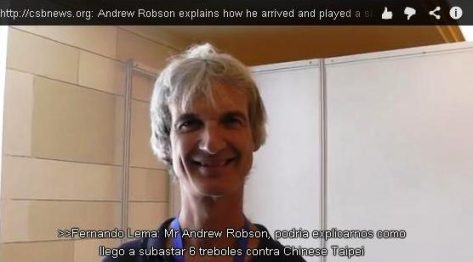 Andrew Robson
