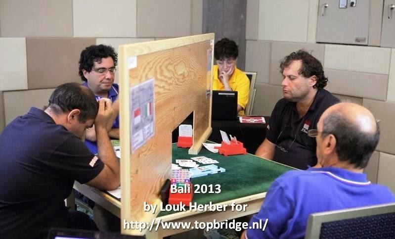 Bali 2013: Italia - Monaco