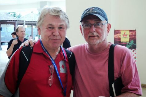 Jon Sveindal & John Carruthers