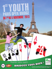 1st Youth Paris Open Bridge