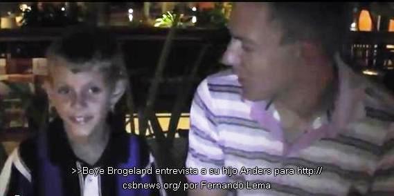 Anders y Boye Brogeland