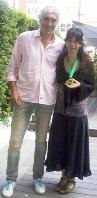 Norberto Bocchi y Angie Bach