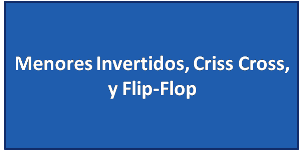 Menores Inv, Criss Cross, and Flip-Flop