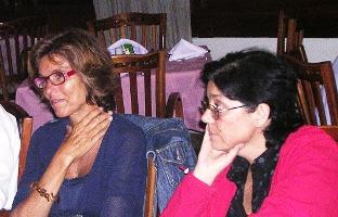 Marta Almirall y MaCarmen Babot