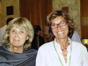 Nuria y Marta Almirall