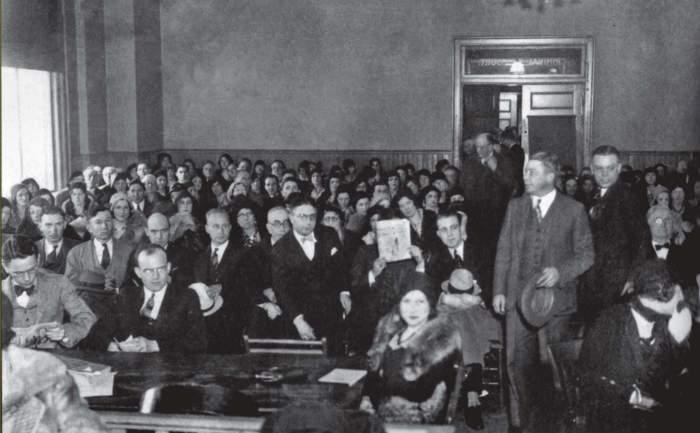 Bennett Murder Trial