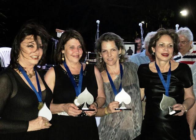 Equipo Campeon Femenino 2013
