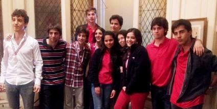 Desafio de Los Andes 2013 - Participantes