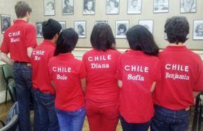 Desafio de los Andes - Delegacion Chile