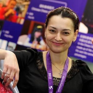 Alexandra Kosteniuk: embajadora ajedrez